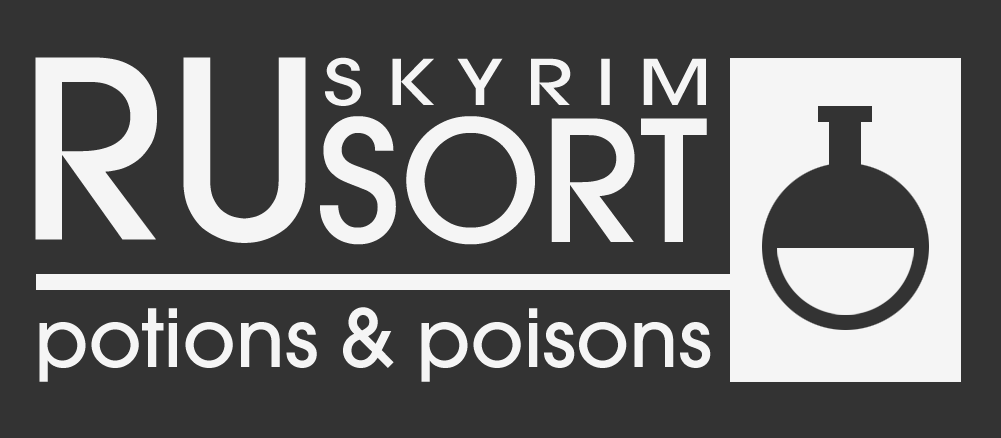 RuSort - Potions and Poisons