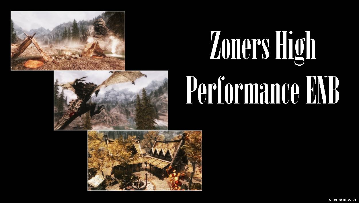 Zoners High Performance ENB