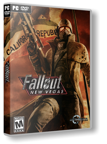 Fallout: New Vegas - Ultimate Edition (2012) PC | Лицензия (torrent)