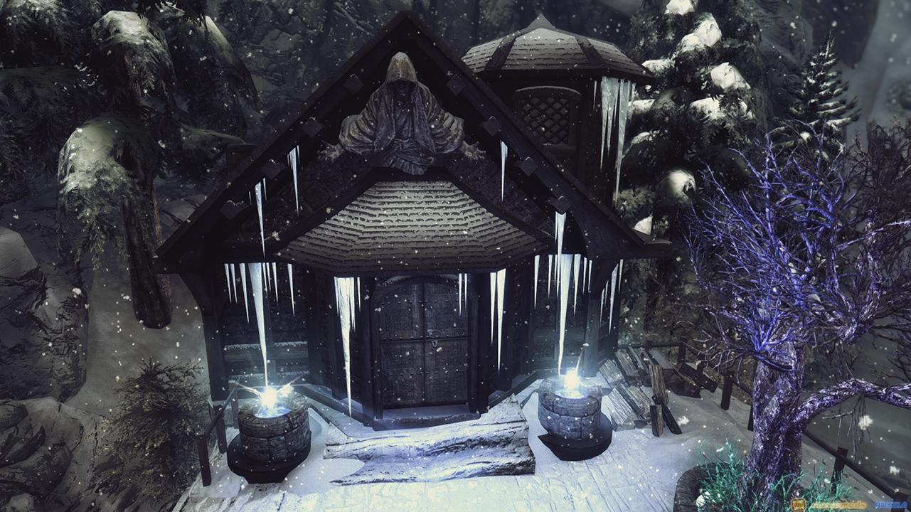 Построй Свой Дом В Skyrim Мод