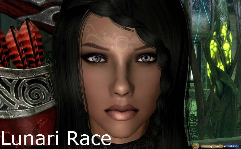 Совместимость рас / RaceCompatibility for Skyrim and Dawnguard