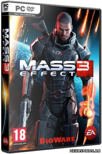 Mass Effect 3 + All DLC (2012) PC | RePack