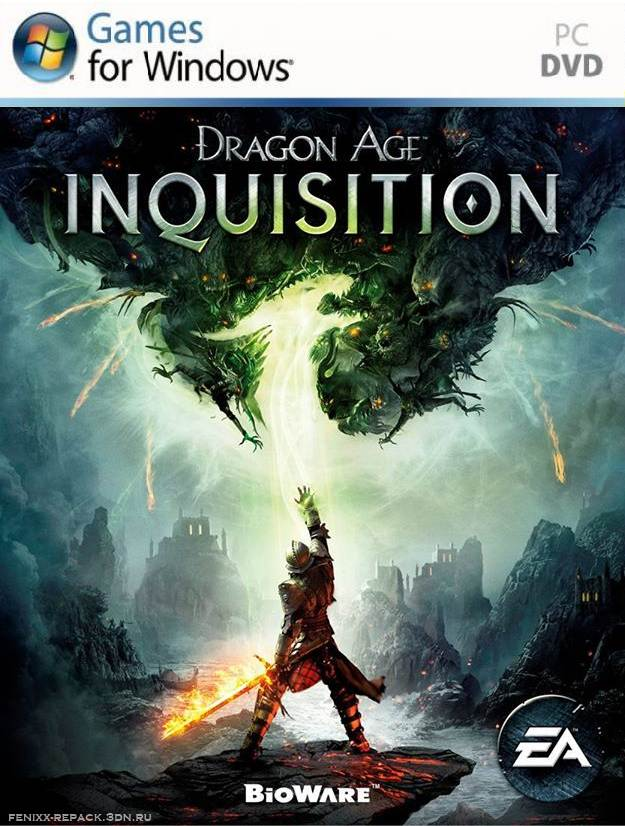 Dragon Age 3: Inquisition (torrent) RePack