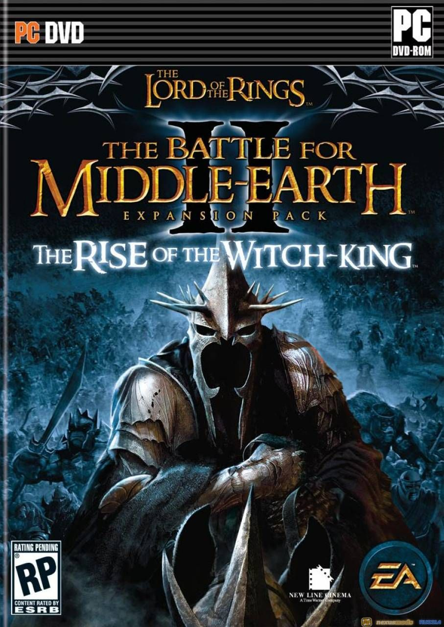 Lotr The Battle for Middle-earth II - Rise of the Witch-King